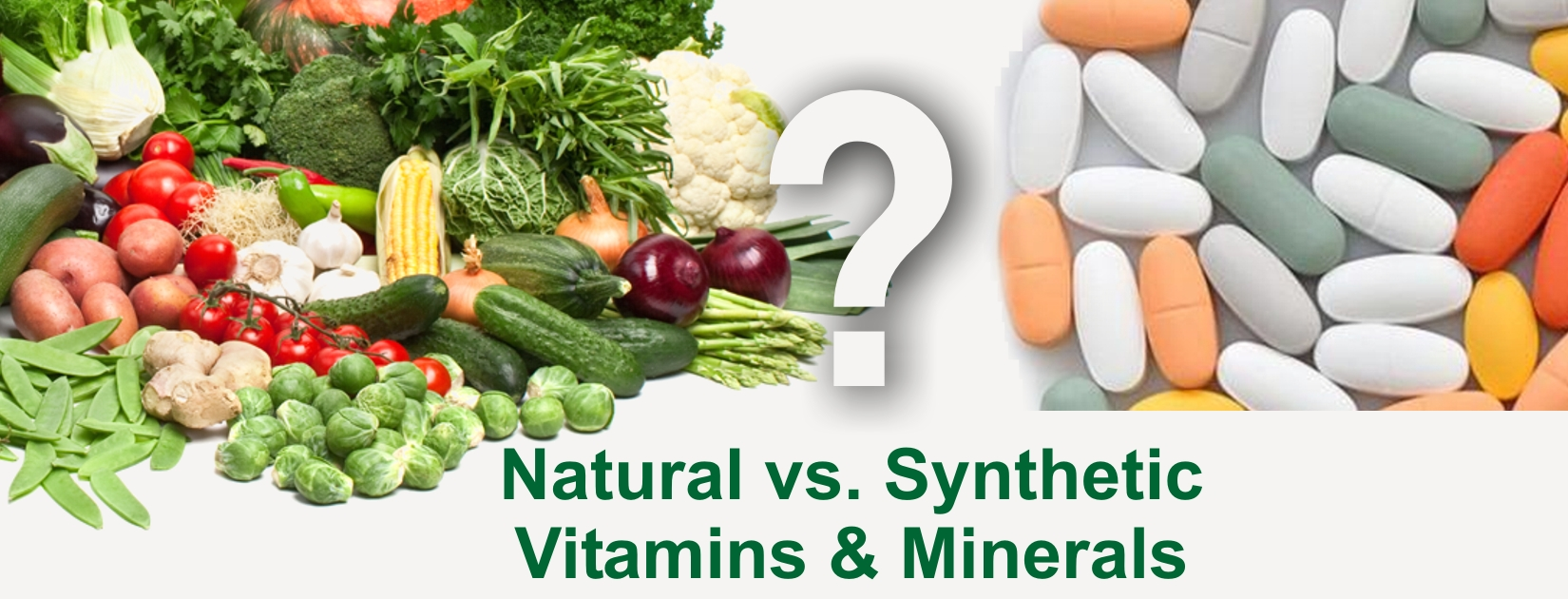 Image result for natural vs synthetic vitamins